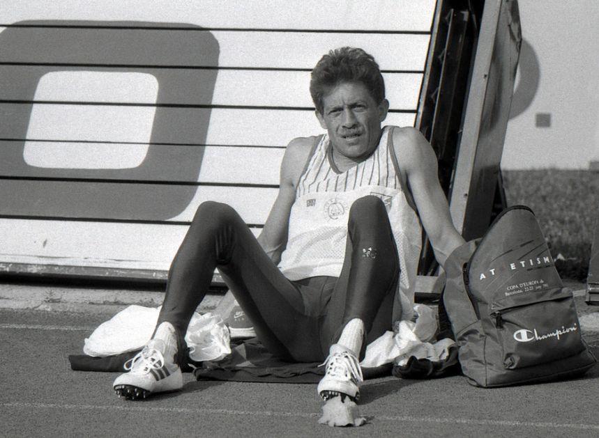 Umro srpski atletičar Ismail Mačev