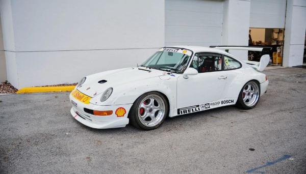 Unikatni Porsche 1995 911 Cup 3.8 RSR EVO na aukciji