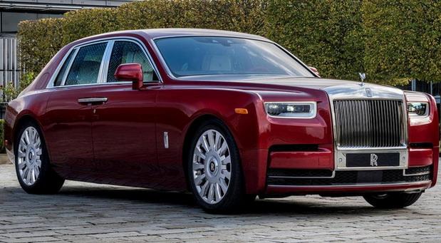 Unikatni Rolls-Royce Phantom ide na aukciju