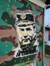 Uništen mural Ratka Mladića - Džaba ste krečili FOTO