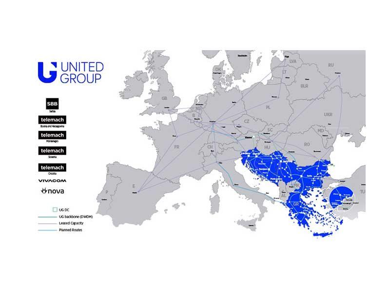 United Grupa predstavila novu kompaniju za veleprodaju telekomunikacionih usluga – UGI Wholesale