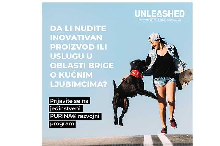 ,,Unleashed''- prvi PetTech program objavljuje poziv za prijavljivanje zainteresovanih startapova za 2021. godinu