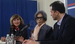 Unuka Mahatme Gandija predstavila svoju knjigu u Beogradu