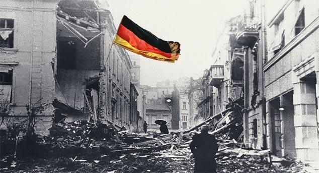 Uoči godišnjice bombardovanja u Drugom svetskom ratu, Beograd svetleo u bojama Nemačke!