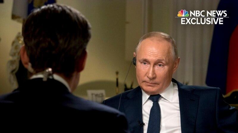 Uoči sastanka s Bajdenom, Putin negira ruski sajber napad na SAD