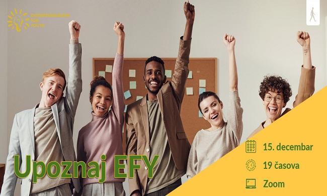 Upoznaj EFY događaj – Uplovi u svet preduzetništva
