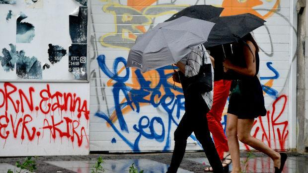 Upozorenje na pljuskove i dalje na snazi, kada ćemo odložiti kišobrane