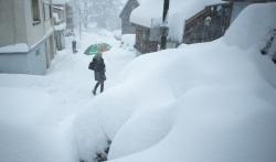 Upozorenje na snežne lavine u Švajcarskoj