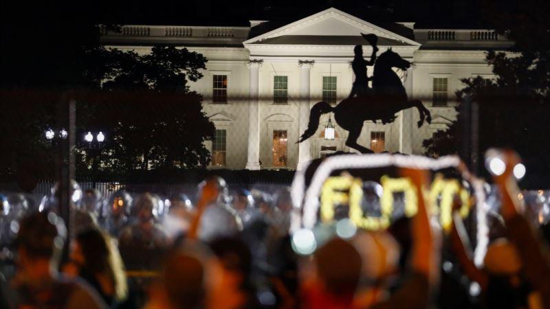 Uprkos policijskom satu nastavljeni protesti u SAD