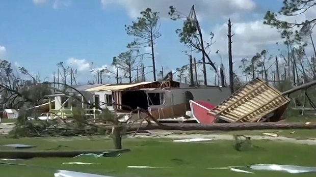 Uragan Majkl odneo 18 života, bez struje milion domova