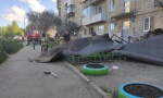 Uragan RUŠIO drveće i balkone u Rusiji: Tri osobe stradale