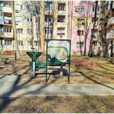 Uređenje dečijih igrališta: Velika akcija na teritoriji opštine Zemun (FOTO)