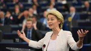 Ursula fon der Lajen izabrana na čelo Evropske komisije