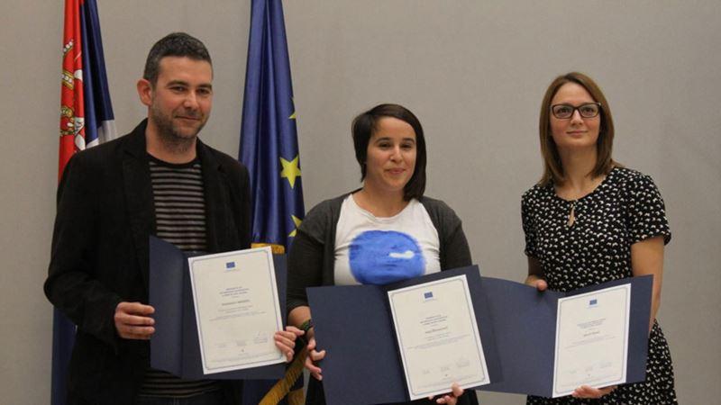 Uručene nagrade EU za istraživačko novinarstvo
