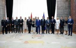 Uručene zahvalnice zaslužnima iz domaćih, stranih organizacija i ambasada za saradnju sa MUP-om