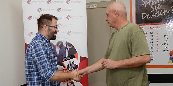 Uručeni sertifikati polaznicima obuke za zavarivače, sa atestom lakše do posla