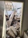 Urušio se deo zgrade u Zagrebu VIDEO/FOTO