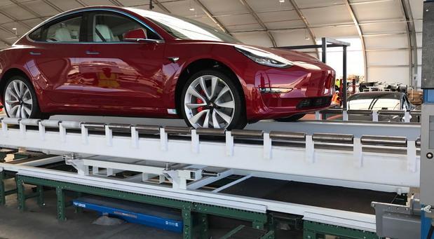 Uskoro Model 3 iz Tesline kineske fabrike