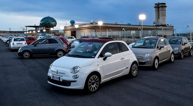 Uskoro i hibridni Fiat 500