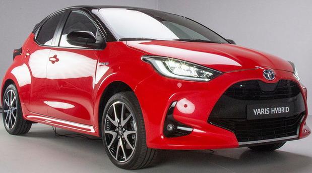 Uskoro i nova Toyota Yaris