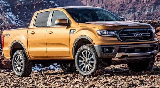 Uskoro i novi Ford Ranger