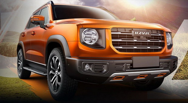 Uskoro novi Great Wall Haval SUV