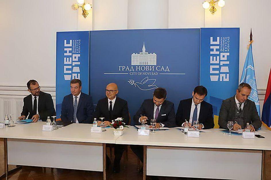 Uskoro počinje gradnja fabrike čokolade u Novom Sadu