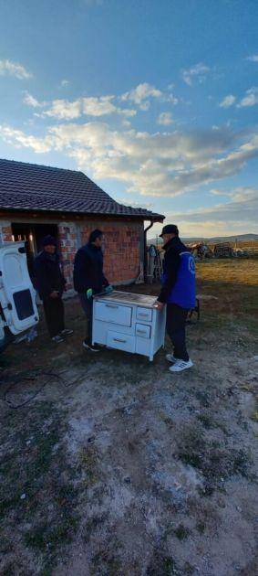 Uskoro useljenje porodice Mulić iz sela Doliće