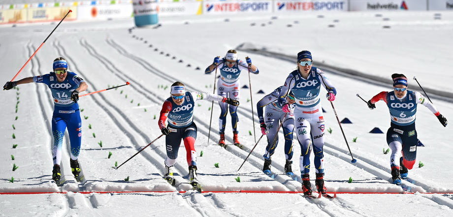 Uspeh Srbije u tim sprintu na SP u Obersdorfu