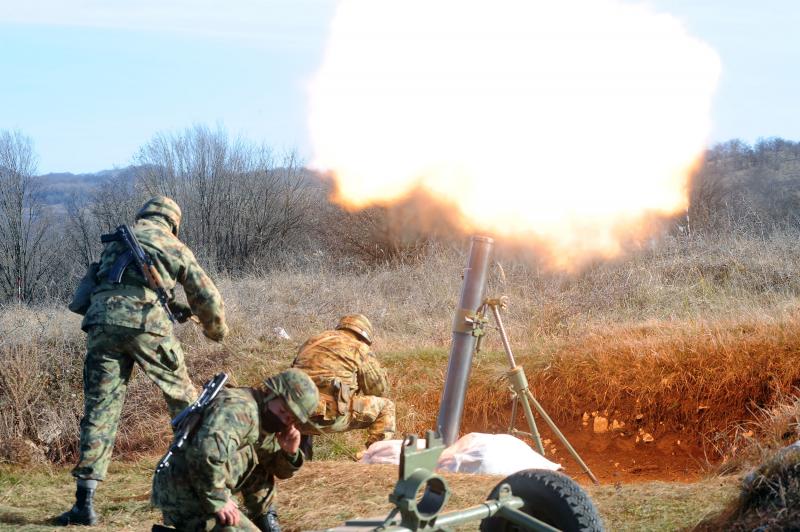 Uspešno izvedena taktička vežba sa bojevim gađanjem ZAJEDNIČKI UDAR 2020