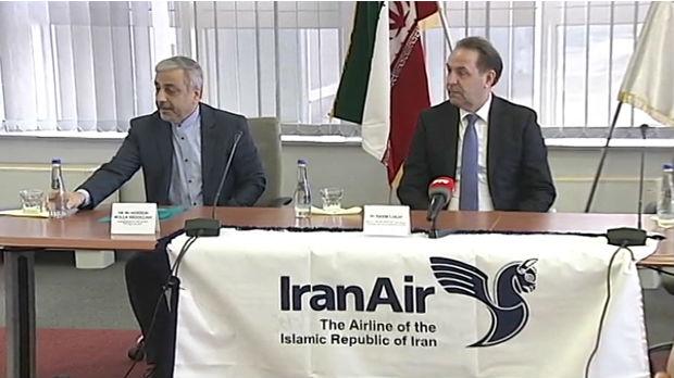 Uspostavljena avio-linija Beograd–Teheran