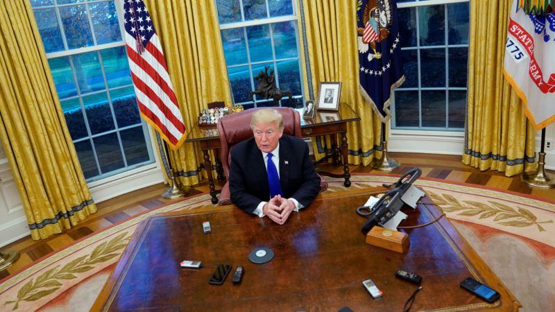Usred borbi s medijima, Trump predlaže da Bijela kuća pokrene informativnu mrežu