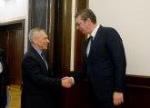 Usred špijunske afere Vučić se sastao s ruskim ambasadorom