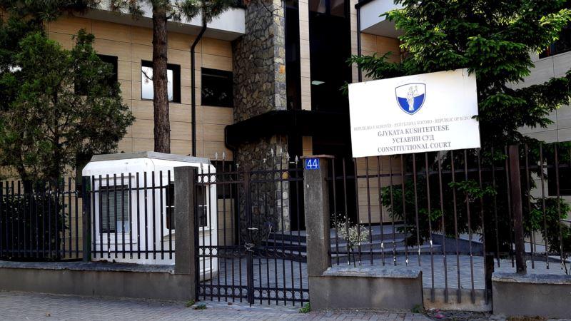 Ustavni sud odlučio, ispunjeni uslovi za formiranje nove Vlade Kosova