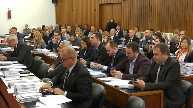Usvojen rebalans budžeta grada Beograda