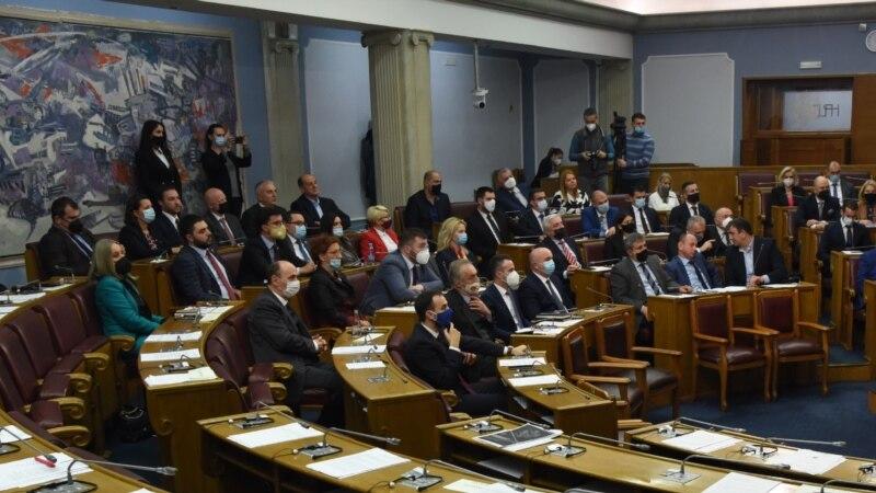 Usvojen tužilački zakon u Crnoj Gori, opozicija bojkotovala glasanje
