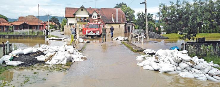 Utvrđen bilans potopa u Srbiji u junu, pomoć i novcem Svjetske banke