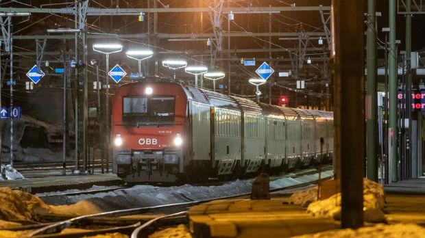 Utvrđeno da putnici nemaju koronavirus, voz iz Italije nastavio put ka Minhenu