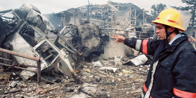 Utvrđivanje posledica NATO bombardovanja jedan od najvažnijih projekata