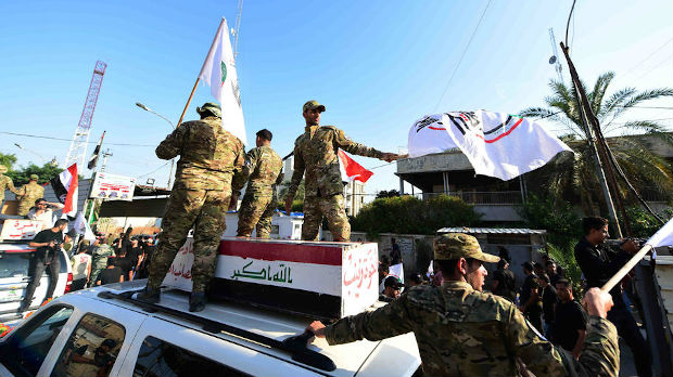 Uveden policijski čas u Bagdadu, stradale dve osobe