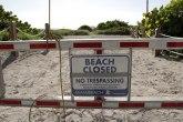 Uveden policijski čas u zemlji sunca, na plaže stavljen katanac FOTO