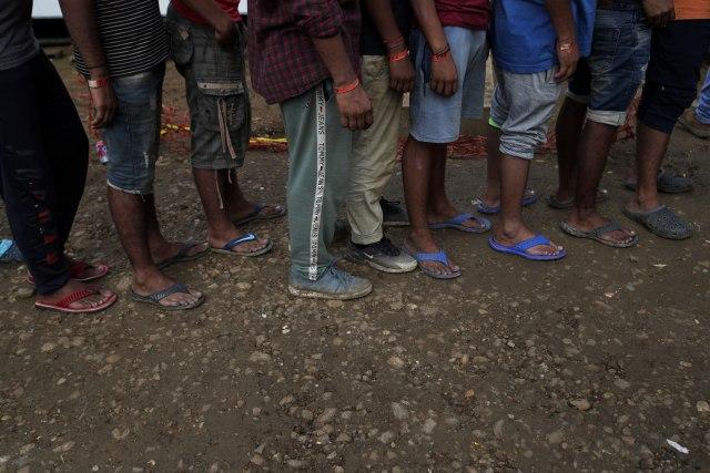 Uvedene drastične mere za migrante