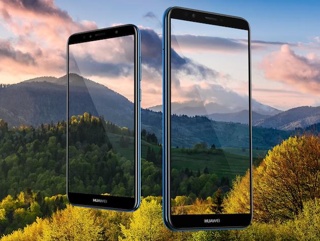 Uvođenje većih FullView displeja na tržište pristupačnih telefona sa HUAWEI Y7 Prime 2018