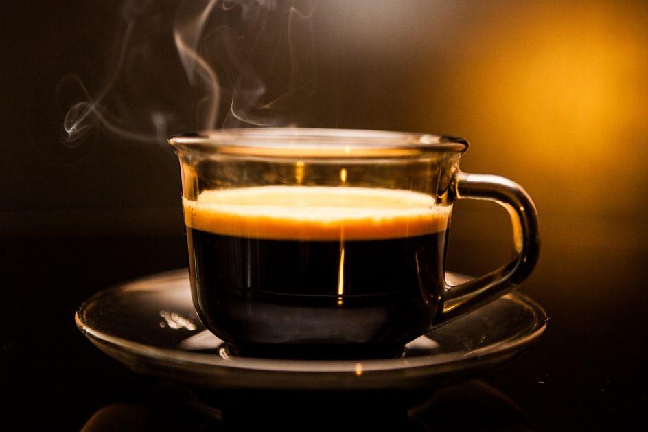 Uvoz kafe u 2020. manji za 800 tona