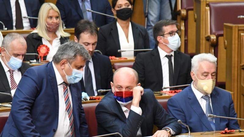 Uz krizu Vlade i crnogorski parlament u blokadi