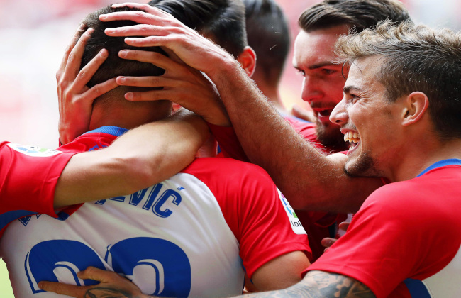 Uzalud Đurđevićevi golovi, Sporting prokockao veliku prednost! (video)