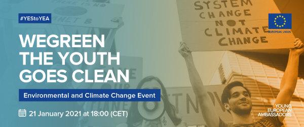 Uzbudljiva serija onlajn događaja Mladih evropskih ambasadora sa zapadnog Balkana