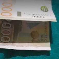 Uzeo je 2.000 dinara i napravio HIT VIDEO na TikToku! Čoveče, šta sve pare mogu!