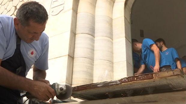 Užički volonteri na Krfu, vraćanje dugova precima i prijateljima