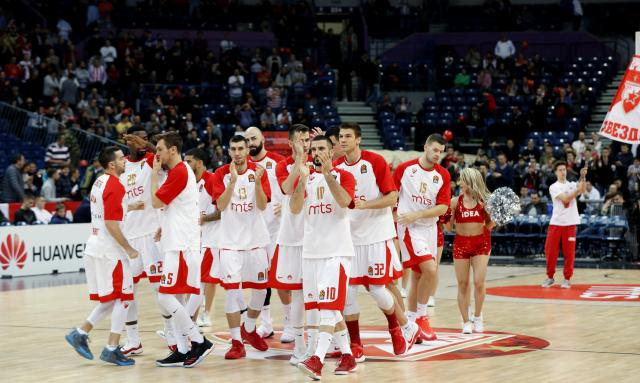 EL: Težak poraz Zvezde od CSKA u Areni